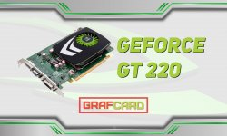 Обзор видеокарты nVidia GeForce GT 220