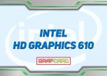Обзор Intel HD Graphics 610