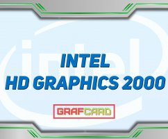 Обзор Intel HD Graphics 2000