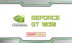 Обзор видеокарты nVidia GeForce GT 1030