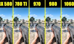 Battlefield 5 1060 Vs 980 Vs 970 Vs 780 TI Vs AMD RX 580 Frame Rate Comparison — видео от DudeRandom84
