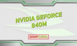 Обзор видеокарты nVidia GeForce 840M