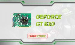 Обзор видеокарты nVidia GeForce GT 630