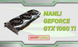 Анонсирована GeForce GTX 1080 Ti Gallardo от Manli