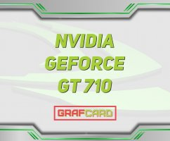 Обзор видеокарты GeForce GT 710
