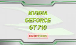 Обзор видеокарты nVidia GeForce GT 710