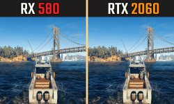 RTX 2060 vs. RX 580 (Test in 8 Games) — видео от wolfgang
