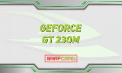 Обзор видеокарты nVidia GeForce GT 230M
