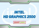 Обзор Intel HD Graphics 2500