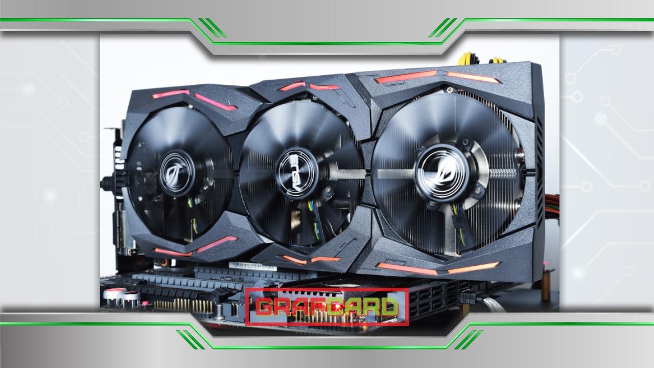 Asus ROG STRIX GTX 1080 8G GAMING