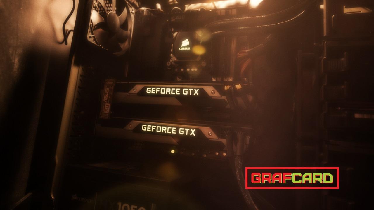 nVidia GeForce GTX SLI