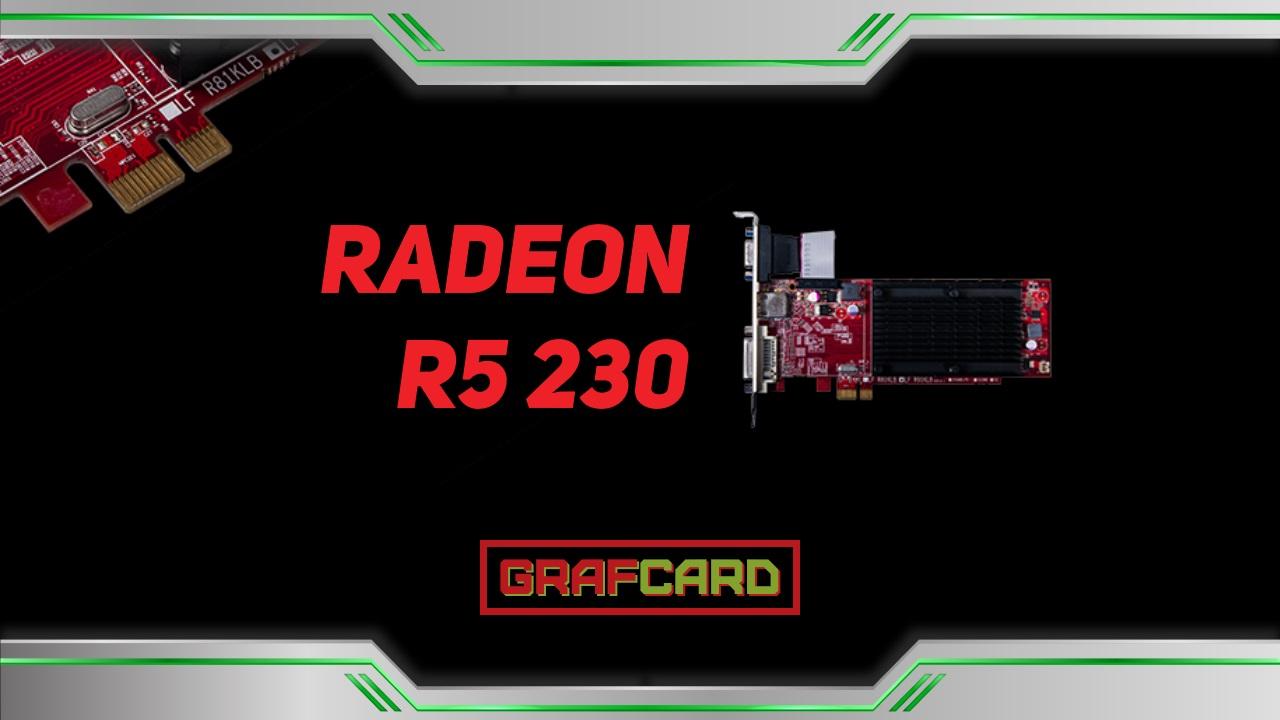 драйвера для видеокарты amd radeon r5
