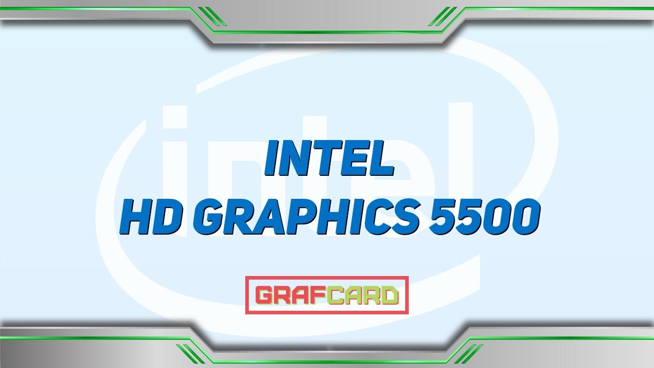 intel hd grafics 5500 обзор